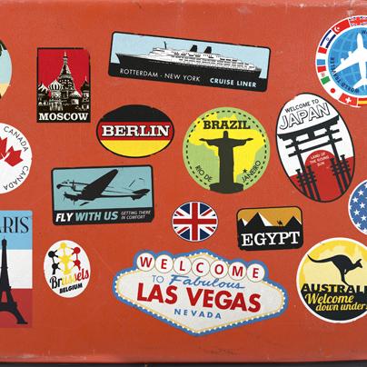 Viajes etiquetados